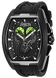 Invicta 27090 Reserve Reloj para Hombre acero inoxidable quarzo Esfera negro
