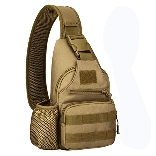 Sports & Entertainment Outdoor Tactical Military Mountaineering Bag Tactical Backpack Camo Camping Shoulder Bag Cross Body Belt Sling Bags Ture 100% Guarantee