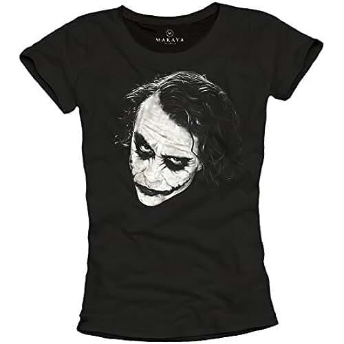 dia del orgullo friki Camiseta Mujer Joker - Why So Serious