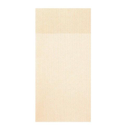 Garcia de Pou 720Einheit Känguru wie Leinen Servietten 70gsm in Box, 40x 40cm, Papier, creme, 30x 30x 30cm (Bettwäsche Wie Einweg-servietten)