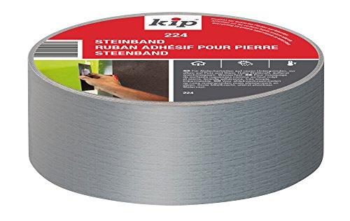 Kip 222784 Steinband 224-47, 48 mm x 50 m, Silber