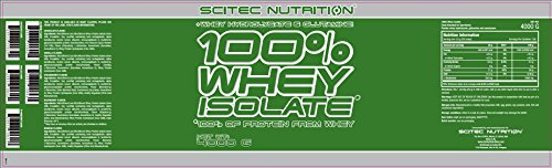 Zoom IMG-1 scitec nutrition 100 whey isolate