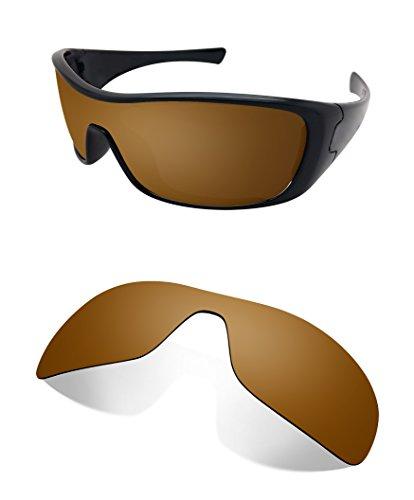 Littlebird4 1,5mm Polarisiert Ersatz-Objektive für Oakley Antix Sonnenbrille-Mehrere Möglichkeiten, Braun
