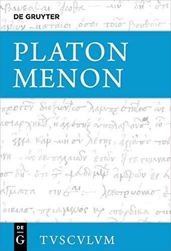 Menon (Sammlung Tusculum)
