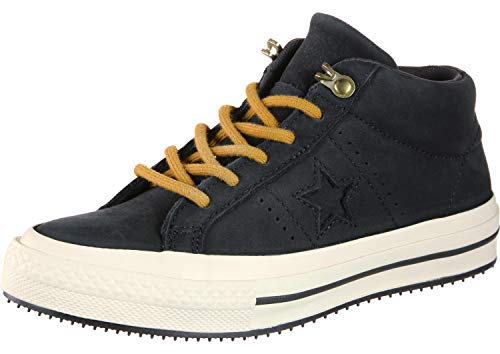 Converse One Star Mid Counter Climate Mid Schuhe Black