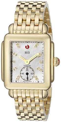 Michele MWW06V000004 - Reloj de pulsera mujer, caucho