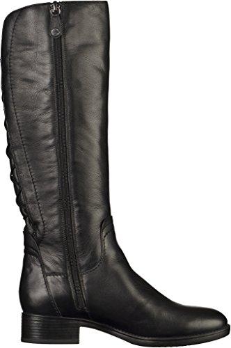 Geox D64G1A femmes Botte Noir
