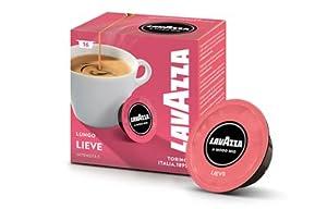 Lavazza A Modo Mio Caffè Crema Lieve Coffee Capsules (1 Pack 16)