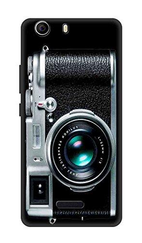 SLR Designer back cover for Micromax Canvas Nitro2 E311 (MXN2_SLR3DAB_B0047)