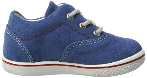 Ricosta Rudi, Sneakers basses garçon Bleu (pétrole)