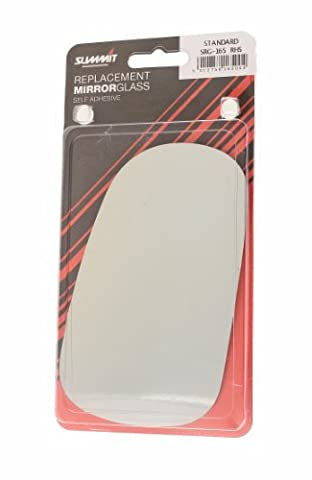 Summit SRG-165 Mirror Glass Standard Replacement