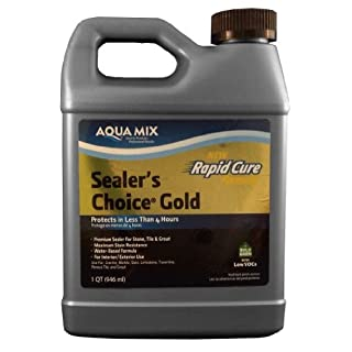 Aqua Mix Sealers Choice Gold - Quart Aqua Mix