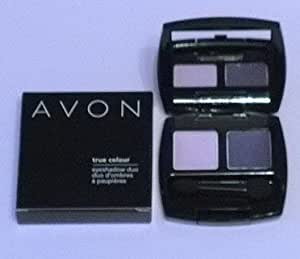 Avon True Colour Eyeshadow Duo Crushed Orchid
