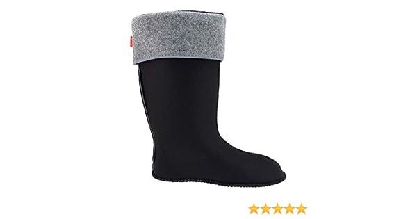 Ersatz Fleece Innenschuhe Stiefelsocken Socken für Herren Gummistiefel Lemigo