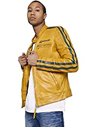 404f8fe8a4274 Amazon.fr : blouson en cuir redskins : Vêtements