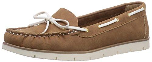 Jane Klain 242 276, chaussures bateau femme - Marron - Braun (cognac 457), 39 EU