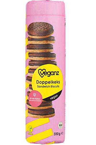 Veganz Doppelkeks Sandwich Biscuits
