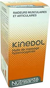 NUTRISANTE KINEDOL HUILE DE MASSAGE 50ML