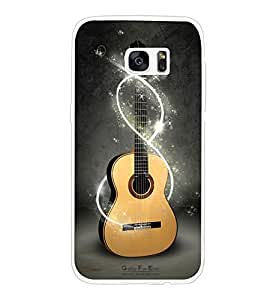 SAMSUNG S7 SILICON BACK COVER BY aadia