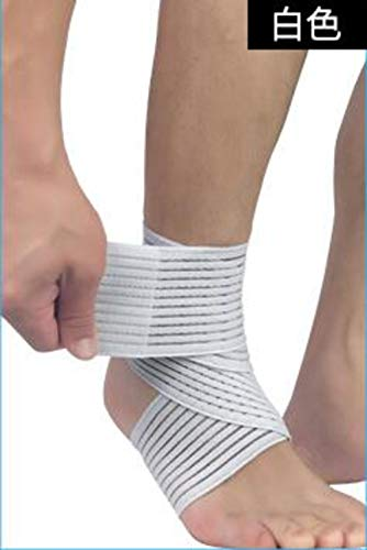 Sports Ankle Brace Compression Support Sleeve Ankle Strap-Achilles Tendon Support,Ligament Damage Bandage Ankle Strain Elastic Guard Protector Running Compression Straps Gym Foot Wraps 2019 1 Pc -