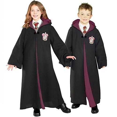 Rubies 884259 Harry Potter Deluxe Gryffindor™ Costume, 5-7 anni