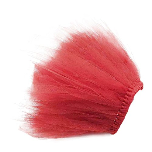 Kostüm Für Niedliche Hunde Große - QiuxiaoaaPet Welpen Net Rock Brautkleid Spitze Kleiner Hund Spitzenrock Prinzessin Tutu Kleid Kleidung Kleid Kostüm Niedlich Rot Groß