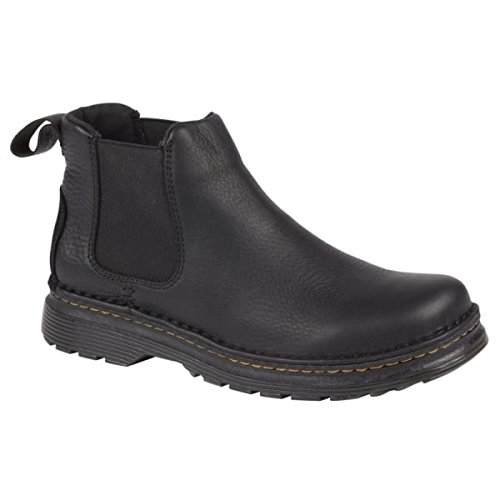 Dr.Martens Mens Oakford Grizzly Leather Boots