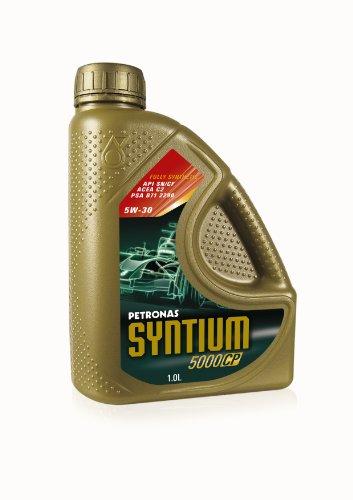 Petronas syntium 5000 CP 5W30 dans la boîte 1 l