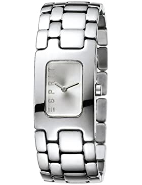 Esprit Damenarmbanduhr organic silver houston ES101942002