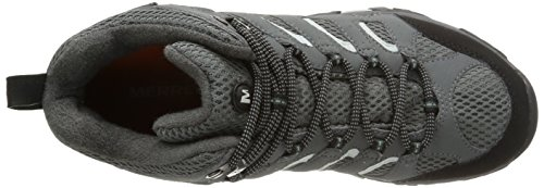 Merrell Moab Mid, Chaussures de Randonnée Hautes homme Gris (Sedona/Sage)