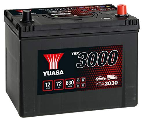 Yuasa YBX3030SMF starter batt