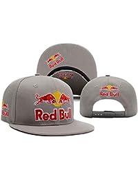 Moda versátil para Sombreros Red Bull Disponibles en una Variedad de Colores