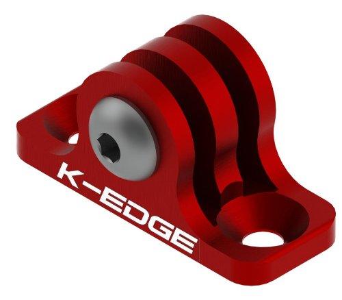 K-Edge Halterung GO BIG, kompatibel mit GoPro, Universal Mount K13-400, rot, 352000003
