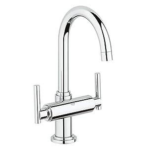 Grohe Atrio – Grifo de baño (tamaño: 0.5pulgadas) Ref. 21022000