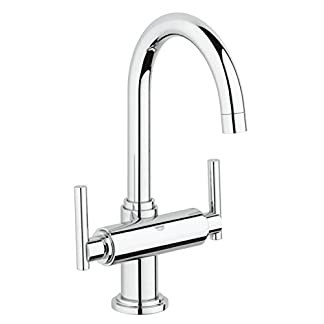 41vMqYI5aPL. SS324  - Grohe Atrio - Grifo de baño (tamaño: 0.5pulgadas) Ref. 21022000