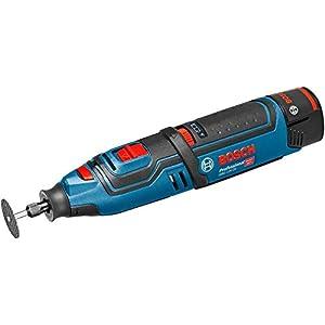 Bosch Professional Akku-Drehmehrzweckwerkzeug GRO 12 V-Li, 06019C5000