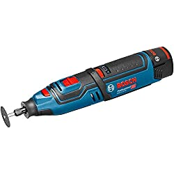 Bosch Professional GRO 12V-35 Cordless Rotary Multi-Tool (Without Battery and Charger) - Carton