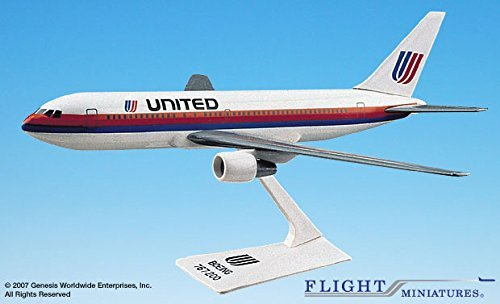 flight-miniatures-united-airlines-1976-livery-ual-boeing-767-200-display-model-with-stand