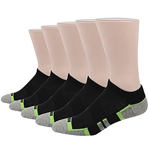 RioRiva Men Trainer Liner Ankle No Show Socks Low Cut