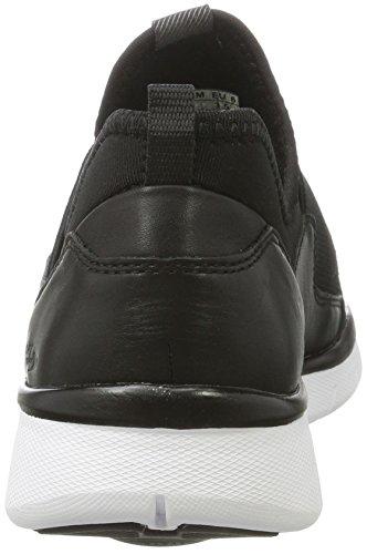 Allrounder by Mephisto Lacapa, Chaussures Multisport Outdoor Femme Schwarz (Black/Black)