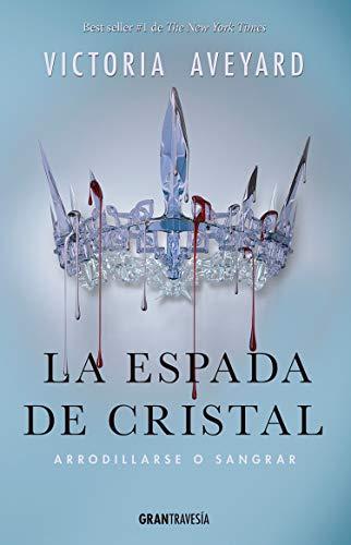 La espada de cristal: La Reina Roja 2 eBook: Victoria Aveyard ...