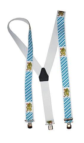 fest Bayern Wiesenfest elastisch 110cm ()