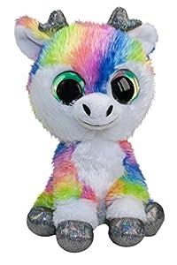 LUMO STARS Reindeer Renee Animales de Juguete Felpa Multicolor - Juguetes de Peluche (Animales de Juguete, Multicolor, Felpa, 3 año(s), Reno, Niño/niña)