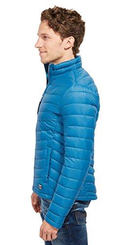 TOM TAILOR Herren Jacke Lightw Jacket north atlantic blue
