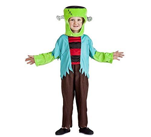 Disfrazzes Baby Frankenstein Kostüm für Einen Jungen