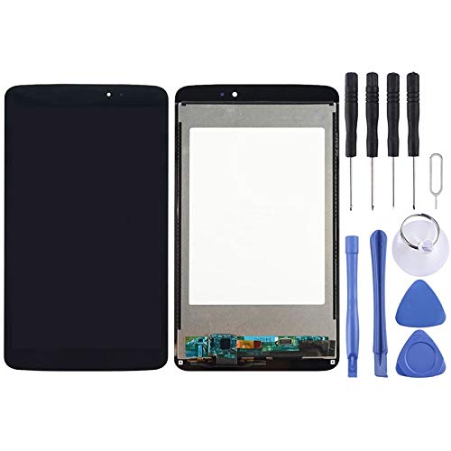 Godlikematealliance LCD Screen Repaire & Spare Parts Ecran LCD + Ecran  Tactile pour LG G Pad 8 3 / V500 (Noir) (Couleur : Black)