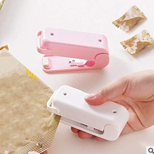 WEINANA Tragbare Tasche Clips Handheld Mini elektrische Heißsiegelmaschine Impulse Sealer Seal Verpackung Plastiktüte Arbeit -