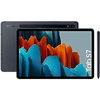 """Samsung Galaxy Tab S7 - Tablet Android WiFi de 11.0"""" I 128 GB I S Pen Incluido I Color Negro [Versión española]"""