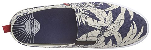 Levi's Sunset 223275, Baskets Basses Homme Blanc Cassé (121)