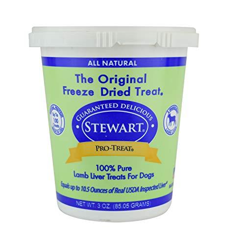 Stewart pro-Treat Freeze getrocknet Leckereien für Hunde -